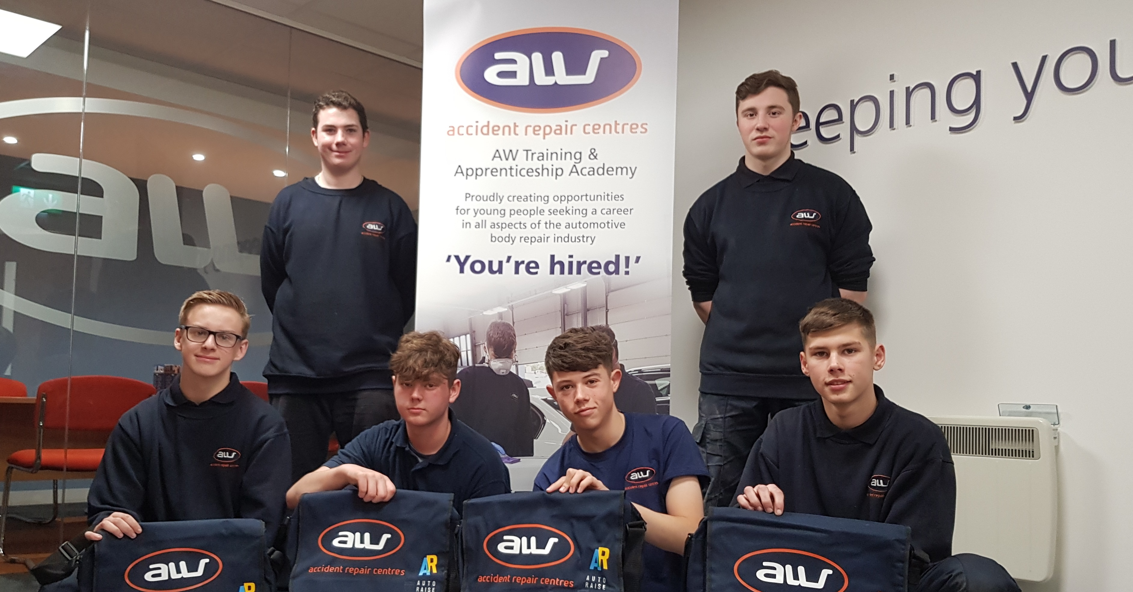 AW Support National Apprenticeship Week