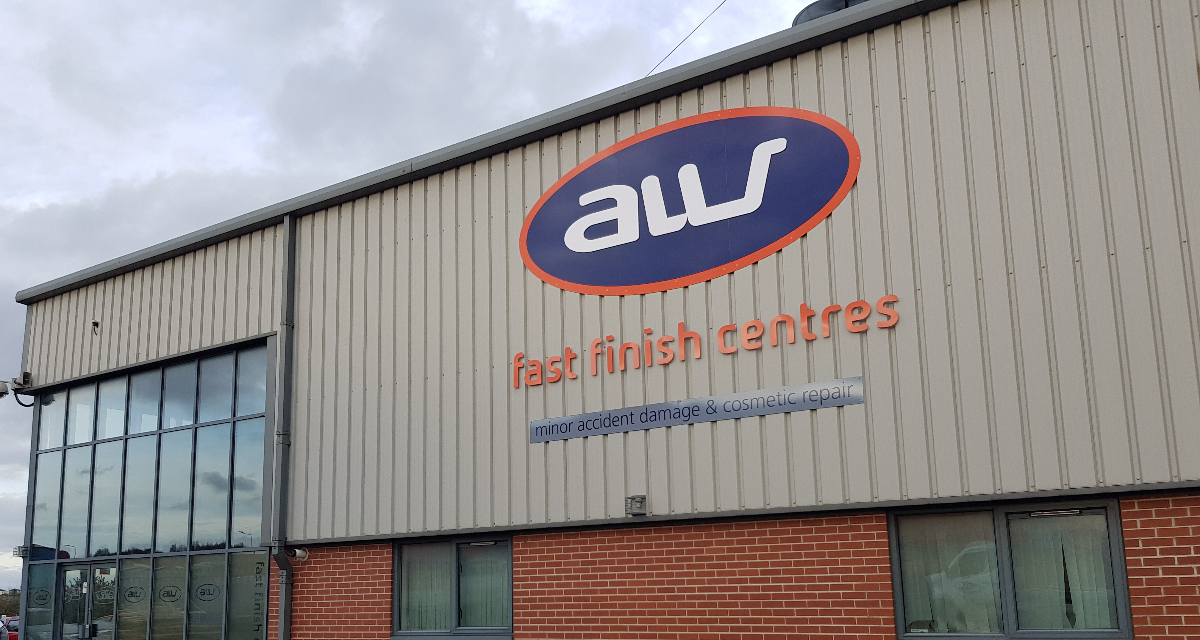 AW opens first Fast Finish centre